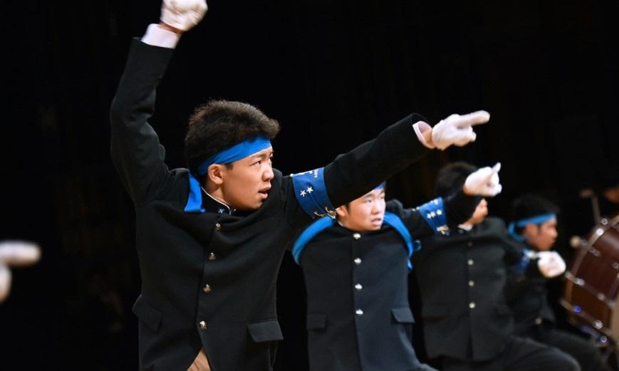 本郷学園応援委員会(本郷中学校・高等学校)